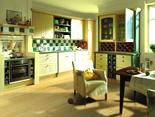 现代欧式厨房