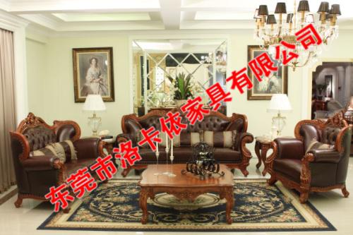 酒店工程沙发/别墅沙发/古典沙发/美式沙发/欧式沙发