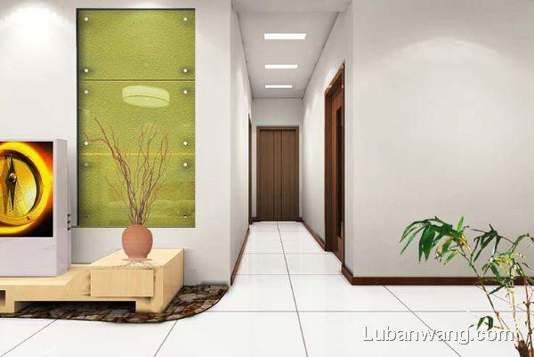 现代简约风格样板房装修效果图 现代简约风格样板房装修案