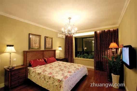 效果图大全 卧室装潢设计大全 卧室装饰设计图片大全 别墅 欧
