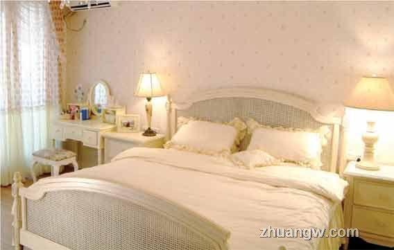 效果图大全 卧室装潢设计大全 卧室装饰设计图片大全 别墅 欧高清图片