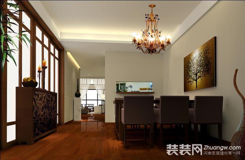 广电家属院 餐厅效果图 餐厅室内装修效果图 餐厅设计效果图 餐厅装修