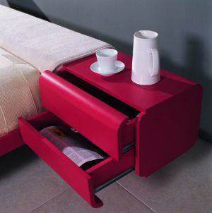 橡 皮 糖 -床头柜