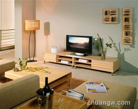 曲美家具-曲美家具图片-精致生活客厅系列