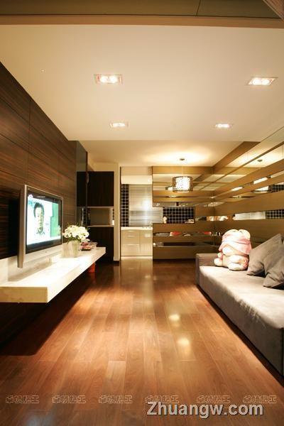 80平房子简装效果图 房子简装效果图 小房子简装效果图