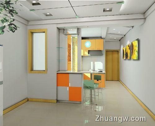 跃层装修 130平方 客厅效果图 跃层 中式 装修图库
