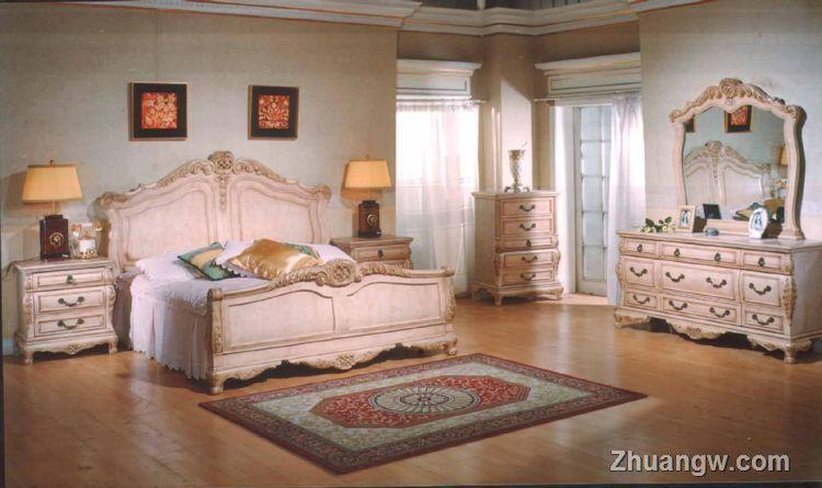 千代家具图片-卧室系列(二)|卧室家具|欧式型家具|-爱
