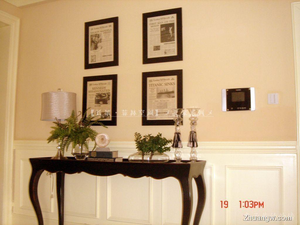 三室一厅装修 新古典主义 厨房效果图 三居 其它 6万 装修
