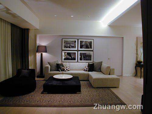 交换空间客厅效果图 简约风格装修图片 简约风格装饰图片
