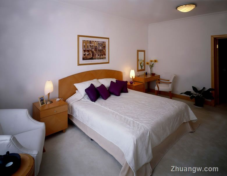 交换空间卧室装修效果图 简约风格装修图片 简约风格装饰图片 简约风