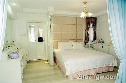 交换空间卧室效果图2 中式风格装修图片 中式风格装饰图