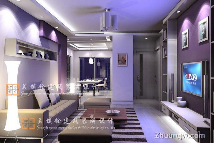 效果图 家庭装修效果图装修案例 客厅装修设计图片 客厅装潢
