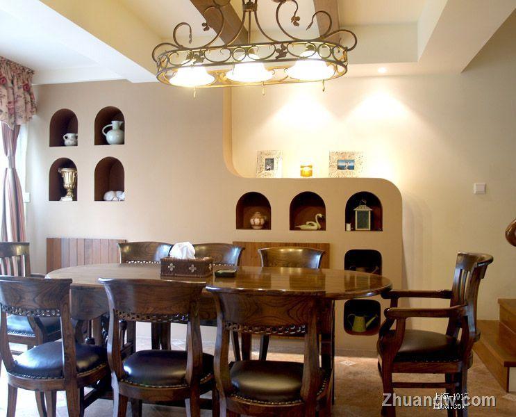 装修效果图 异域风情装修案例 客厅装修设计图片 客厅装潢设