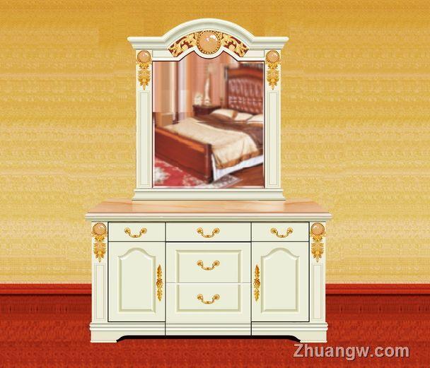 中信欧式家具-中信家具图片-卧室系列(一)