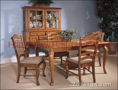 颜氏红木家具餐厅图片