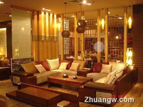 天下居家具图片-中式沙发(二)