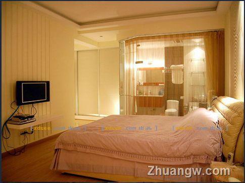 三房两厅装修效果图-三代温馨之家