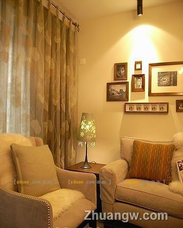 小复式装修 小房变大房 二 客厅设计效果图大全 客厅设计效果图 客厅装