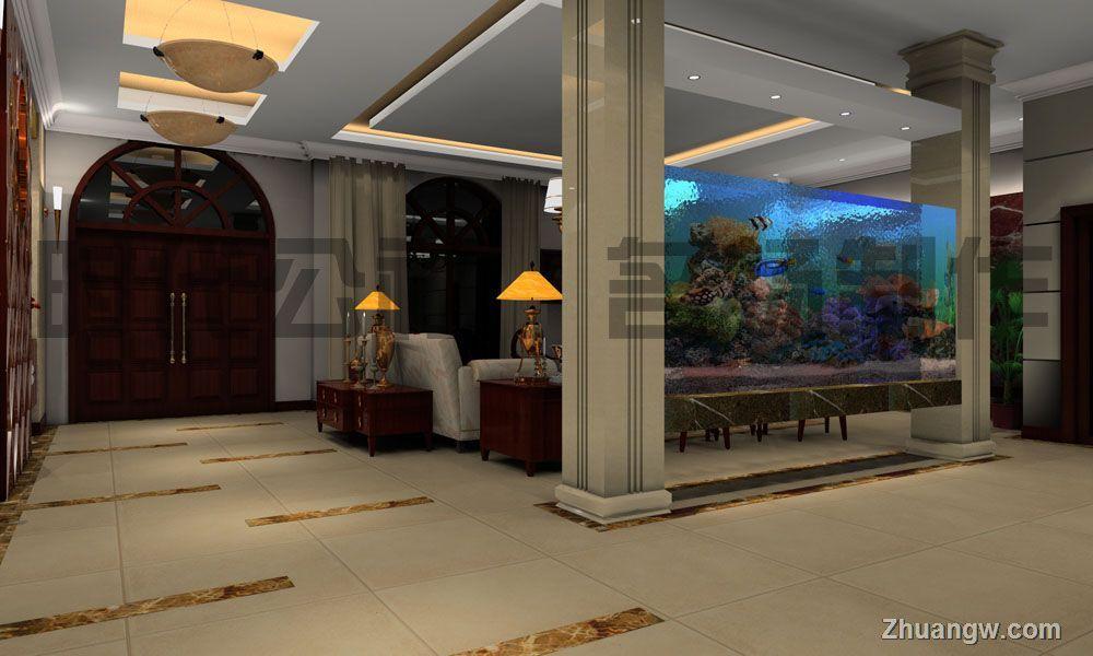 登封欧式风格 客厅效果图 客厅室内装修效果图 客厅设计效果图 客厅装