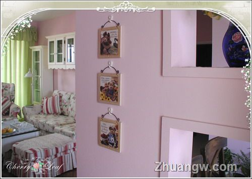 两室两厅装修-公主的粉房子(0票)投我一票我要收藏装修费用:3