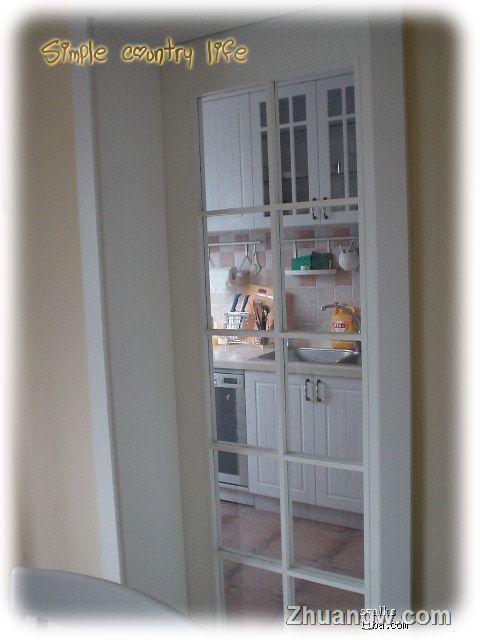 两室两厅装修 简洁欧美意,恬淡乡村情 田园风格装修图片 田园风格装