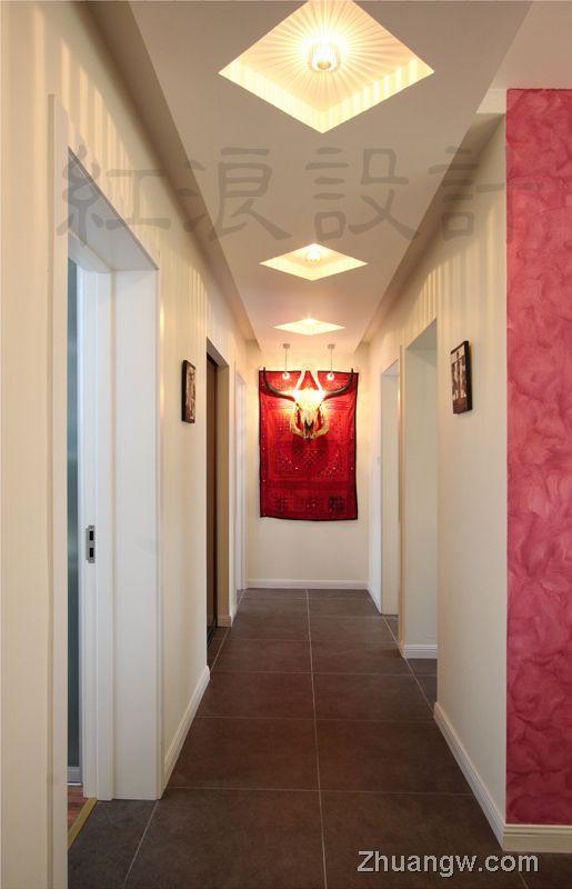 两厅装修 卫生间效果图 二居 现代 4万 装修图库