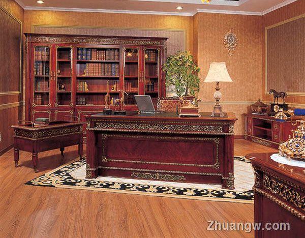 皇家现代家具图片(三)|书房家具|欧式型家具|装修图库-爱家家居网