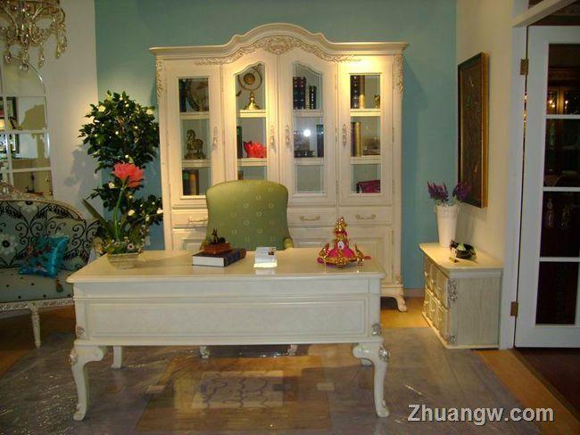 皇家现代家具图片(三)|书房家具|欧式型家具|装修图库