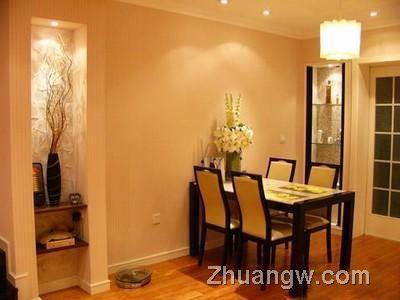 两室两厅装修 简约大方 客厅效果图 二居 5万 装修图库