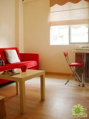 两室一厅 50平米小屋型 客厅装修图片 客厅装潢图片 客厅