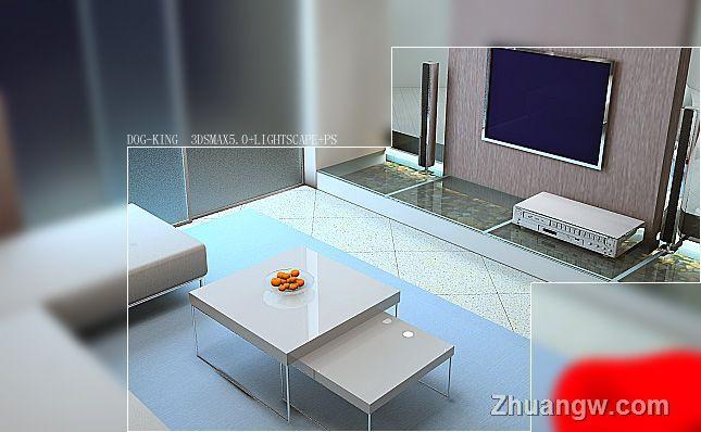 装修效果图 白色简约装潢效果图 装修效果图 白色简约装饰效