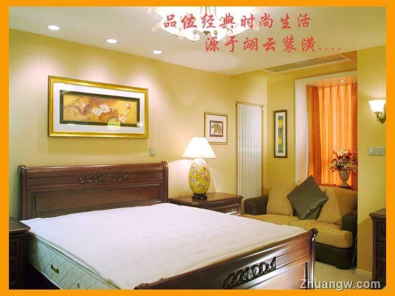 四居室 200平米 卧室装修效果图 家居设计精彩案例 美人出