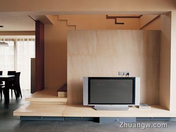型 简约风格装修案例 客厅装修设计图片 客厅装潢设计图片 客