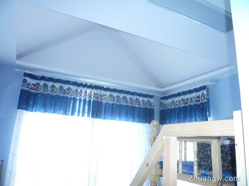 中式别墅装修实景图装修案例 玄关装修设计图片 玄关装潢设计