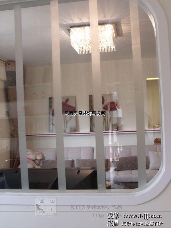元一柏庄三室两厅 客厅装修设计效果图 客厅装饰设计效果图 客厅装修