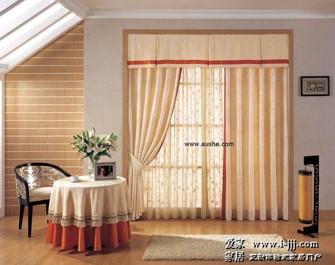 窗帘装修案例 客厅装修设计图片 客厅装潢设计图片 客厅装饰