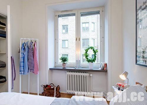 59平米小户型房屋装修效果 北欧简约风格放光彩
