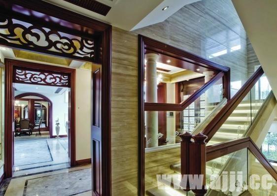 300平欧式独栋别墅-别墅样板房