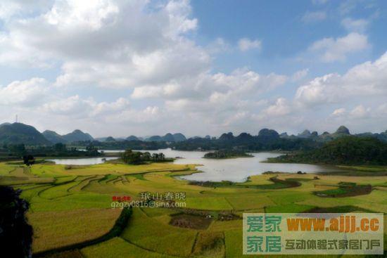 新浪旅游配图:美丽的三岔河畔 摄影:珉山春晓