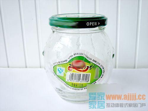 玻璃罐+牛皮纸信封 巧手DIY自制唯美田园花瓶