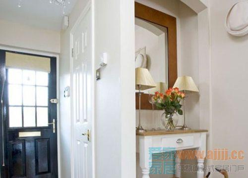 10款小户型玄关 小小门厅靓丽风景