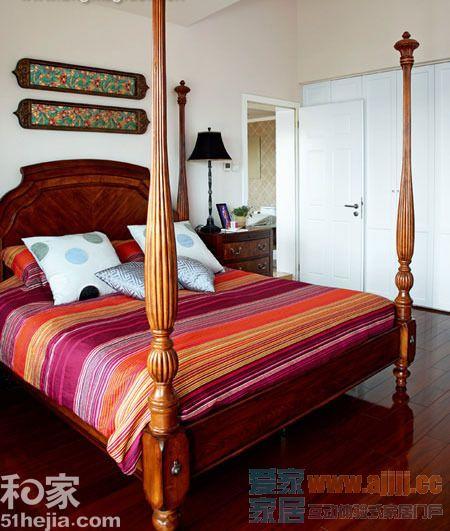 11种复古卧室搭配 带你踏上时光之旅