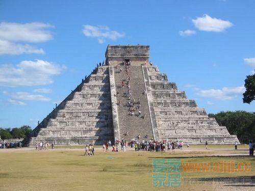 墨西哥--墨西哥城,特奥蒂瓦坎