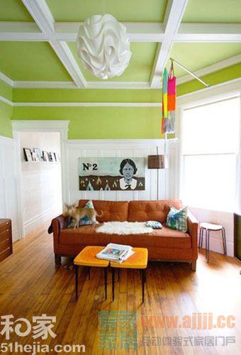 缤纷色彩扮靓温暖居室这个冬天不太冷