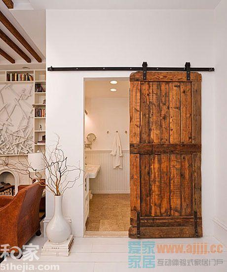 6款个性迥异木门 装点风格美家