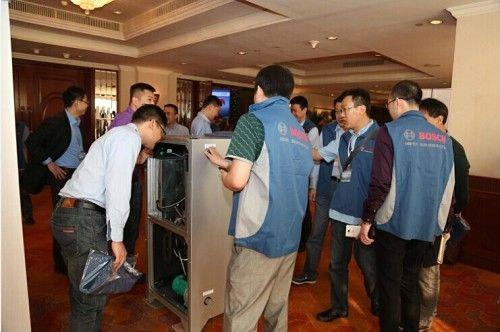 2015博世热力技术中国核心经销商大会成功举行