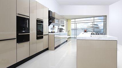 厨房高柜效果图大全