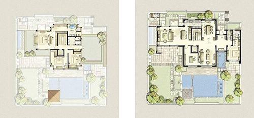 家具加房屋结构
