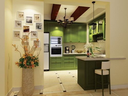 简洁精致古典主义——科勒厨房帕斯特罗系列