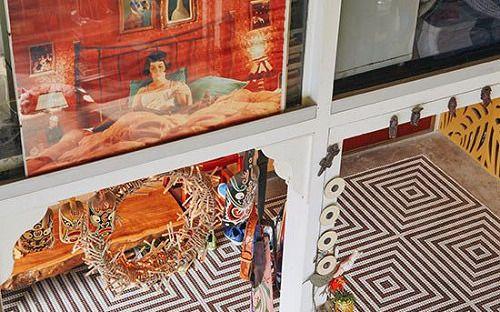 生活艺术共存 斑斓复古的梦幻居室